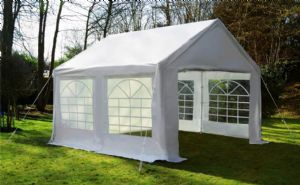 Marquee Party Tents 3m x 3m | Gazebos | Event Shelters | OMeara Camping